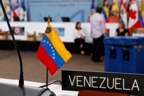 Pence pidió a la OEA suspender a Venezuela de la organización