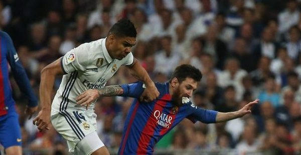 Con un golazo de Messi Barcelona vence a Real Madrid