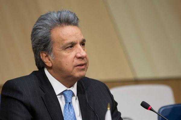 Presidente de Ecuador manifiesta preocupación por