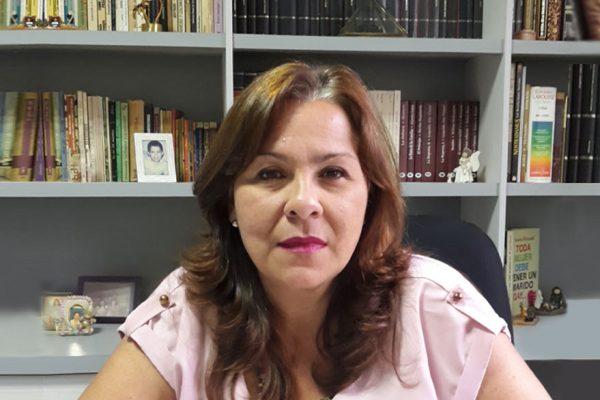 María Carolina Uzcátegui fue electa nueva presidenta de Consecomercio