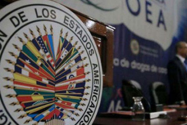 Reunión de cancilleres de la OEA sobre Venezuela no logró acuerdo