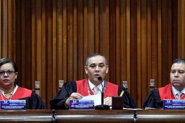 TSJ entregó a la AN propuestas de reformas del Código Penal y otras leyes judiciales