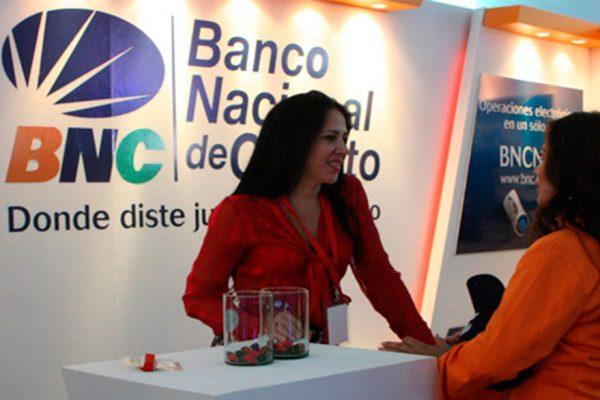 Créditos del BNC al sector microempresarial suben 249,7% en un año