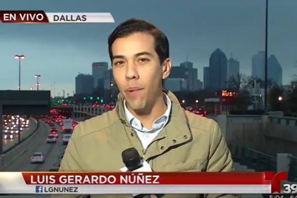 Luis Gerardo Núñez, el periodista venezolano que rompió el molde y ganó un Emmy (+ Video)