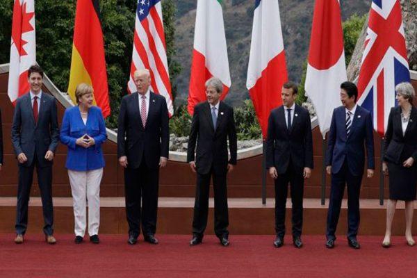 El G7 promete restaurar «la confianza y el crecimiento económico» ante crisis del Covid-19