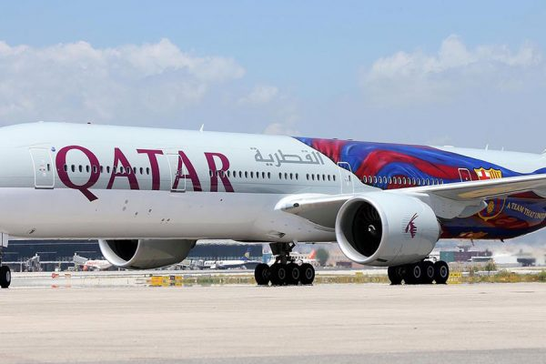Qatar Airways compra 5% de China Southern Airlines