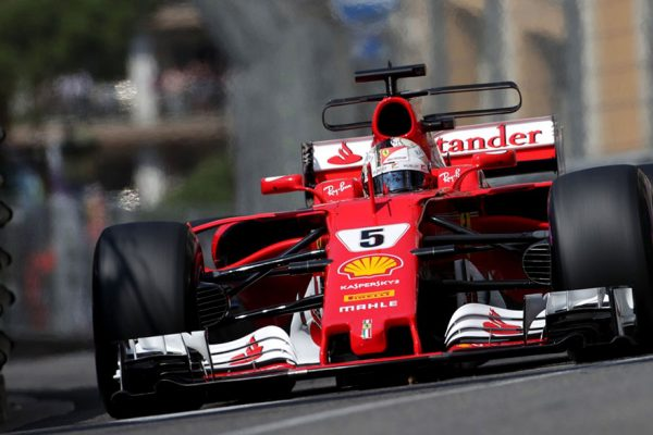 Vettel ganó en el Gran Premio de Mónaco y se destaca en el Mundial de Fórmula 1