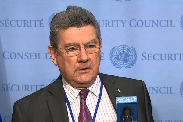 Presidente del Consejo de Seguridad de la ONU: Tema Venezuela no está en agenda