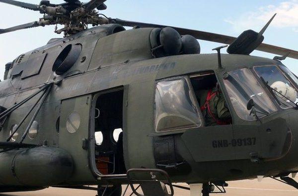 Hallan helicóptero desaparecido en Amazonas