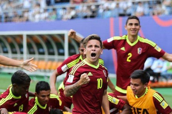 Venezuela histórica vence a Japón y clasifica a cuartos en Mundial Sub 20