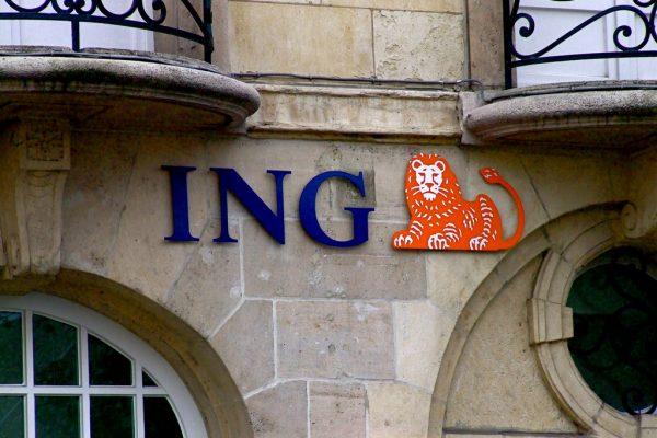ING redujo su beneficio neto un 9,1% hasta marzo, a 1.143 millones de euros