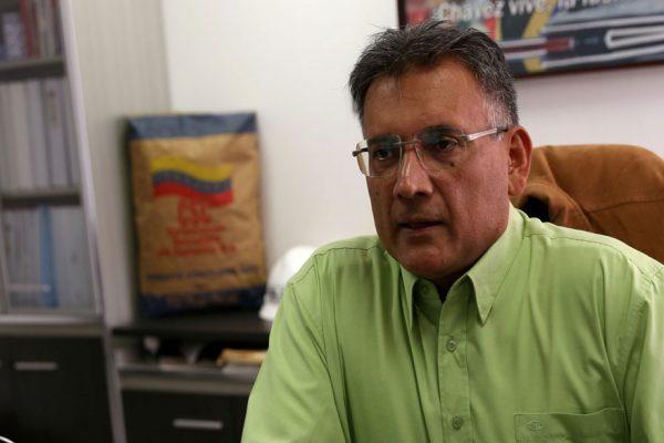 Designan a Juan Arias como presidente de la CVG