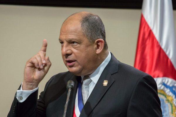 Costa Rica pide una salida democrática a la crisis venezolana