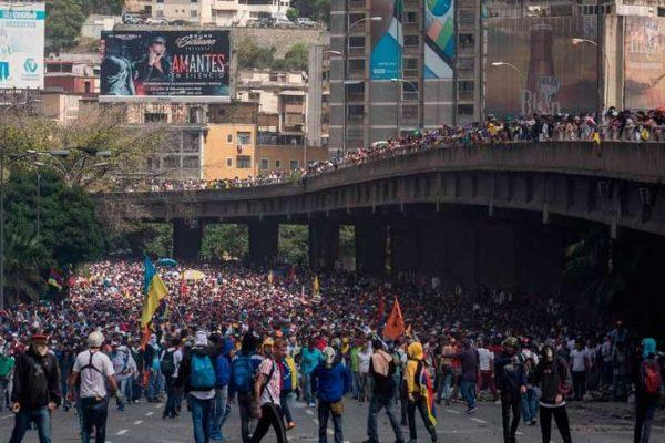 Testimonios luego de tres meses y 2.700 manifestaciones en Venezuela