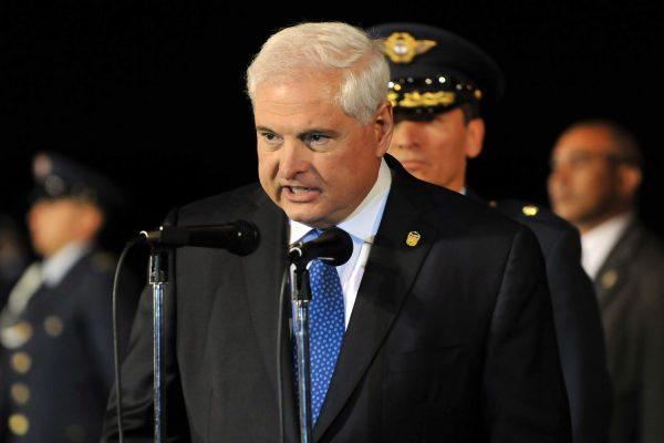 Interpol emite alerta para capturar a expresidente panameño Martinelli