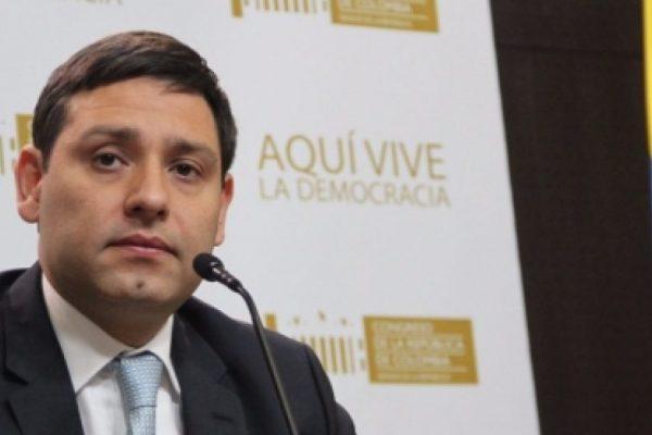 Presidente del Congreso colombiano: Democracia en Venezuela se acabó