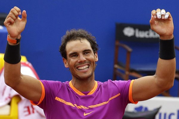 Nadal pasa como un vendaval a tercera ronda de Wimbledon