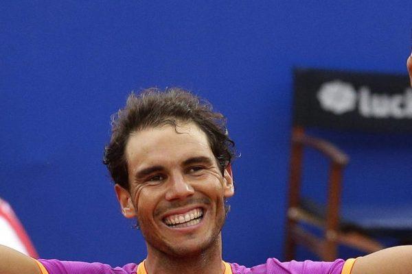 Nadal se mantiene primero y aumenta su ventaja sobre Federer