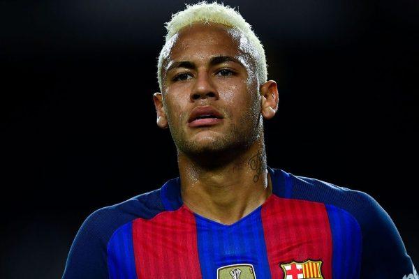 Barcelona interpuso demanda en contra de Neymar
