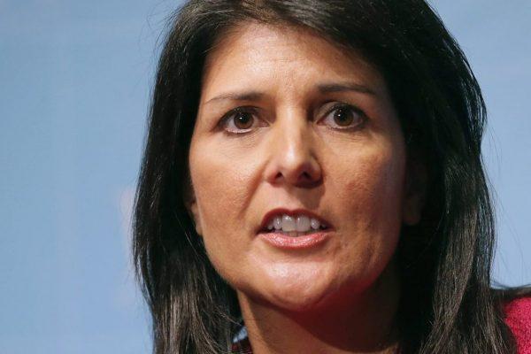Nikki Haley: EEUU está preocupado por la dictadura en Venezuela