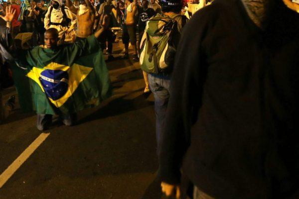 Temer revoca orden de desplegar militares para reprimir opositores en Brasil