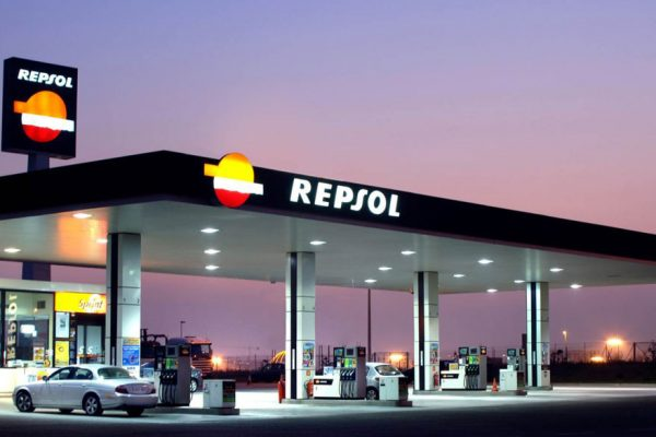 Repsol incrementó su producción 2,9% en 2018