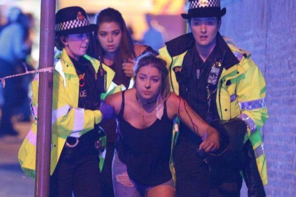 Varios muertos y heridos por explosión en concierto de Ariana Grande en Manchester