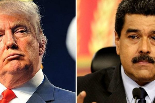 Maduro pide a Trump
