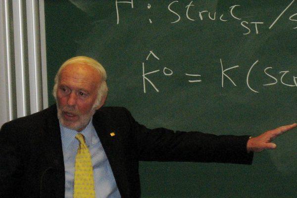 James Simons, de matemático a inversor multimillonario