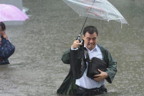 Afectadas más de 63 millones de personas en China tras intensas lluvias