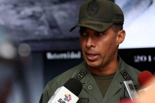 Maduro designó a Benavides Torres como jefe de Gobierno del Distrito Capital
