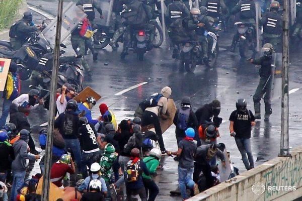 Joven de 17 años murió por disparo en manifestación en Altamira