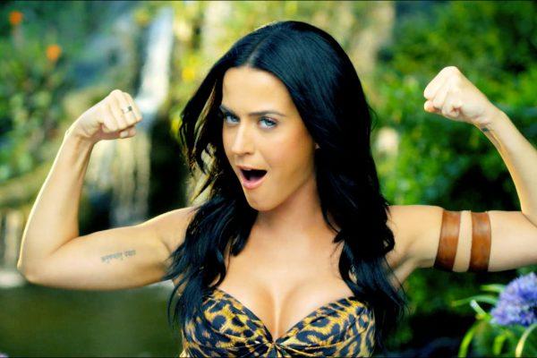 Con 100 millones de seguidores, Katy Perry alcanzó un récord en Twitter