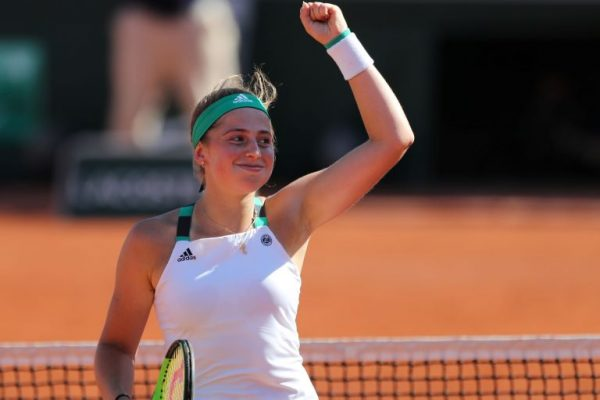 Jelena Ostapenko ganó el Roland Garrós femenino