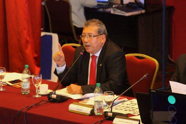 Saúl Ortega: la oposición no quiere diálogo ni paz