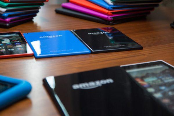 Amazon lanza tabletas Fire 7 y 8 con mayor potencia y mejor pantalla