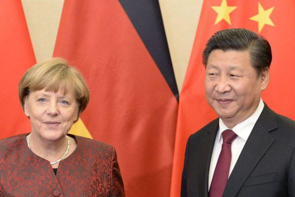 Pekín intentó influir en gobierno alemán para lavar su imagen por el origen de la pandemia