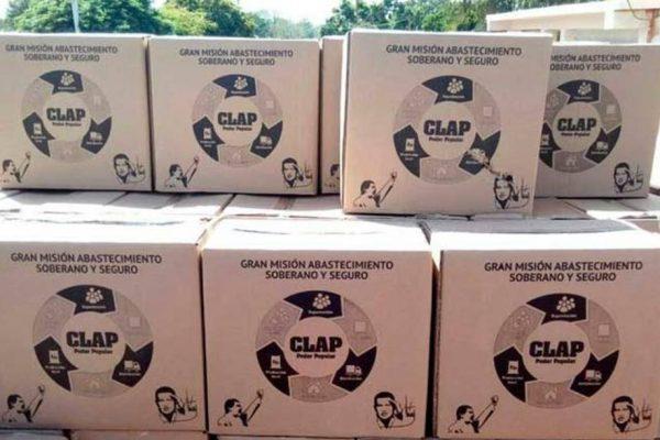 Cobertura del programa CLAP bajó a 36% de hogares y con solo 7 kilogramos por familia