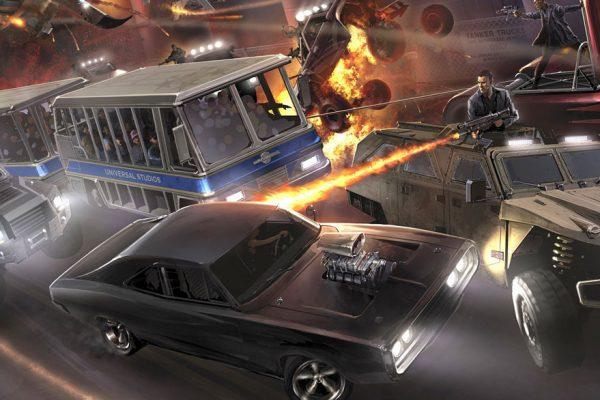 Fast & Furious tendrá su atracción en Universal Orlando