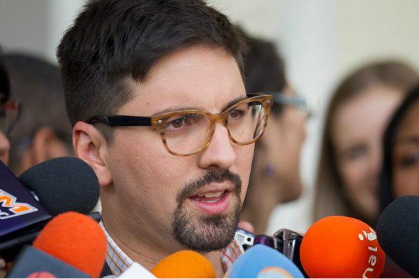 Freddy Guevara sale de la Embajada de Chile después de tres años como «huésped»