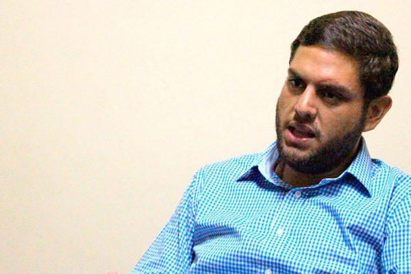 Requesens presentó su candidatura a la gobernación del Táchira