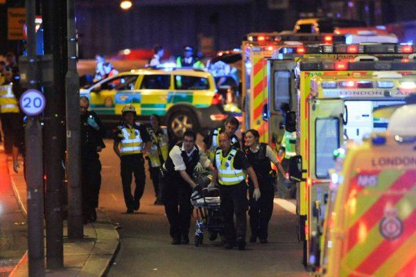 Siete muertos y al menos 50 heridos tras atentado en Londres