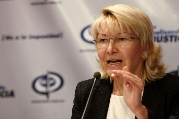 Fiscal agradeció apoyo de los venezolanos