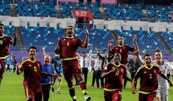Los campeones Vinotinto regresan hoy a Venezuela