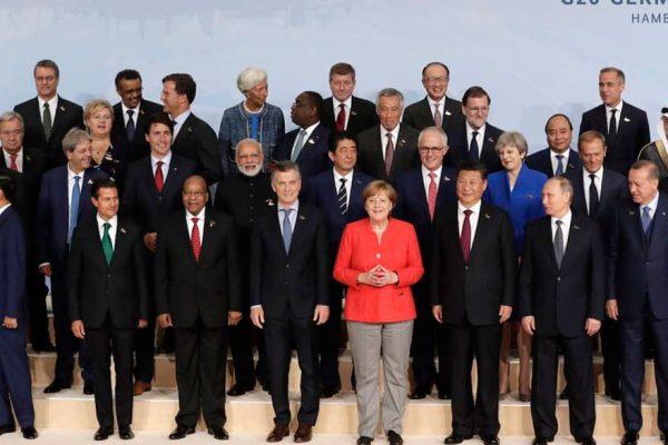 G20 abordará impacto de la «guerra comercial» en el mundo