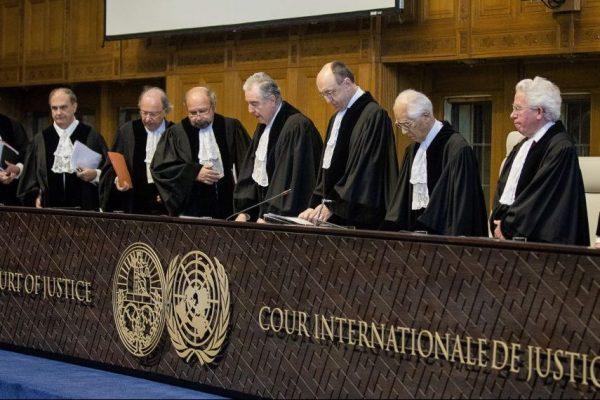 Irán presenta demanda contra sanciones de Estados Unidos ante CIJ