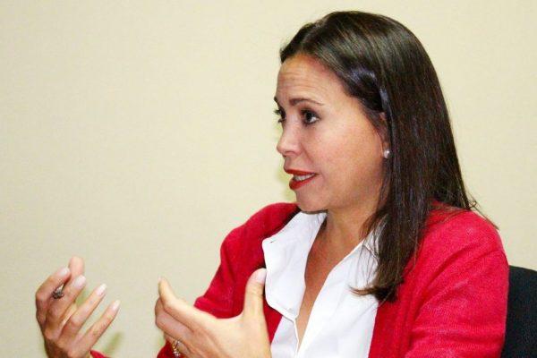 María Corina Machado en #YotePregunto: El 16 de julio marcó el inicio de la Transición