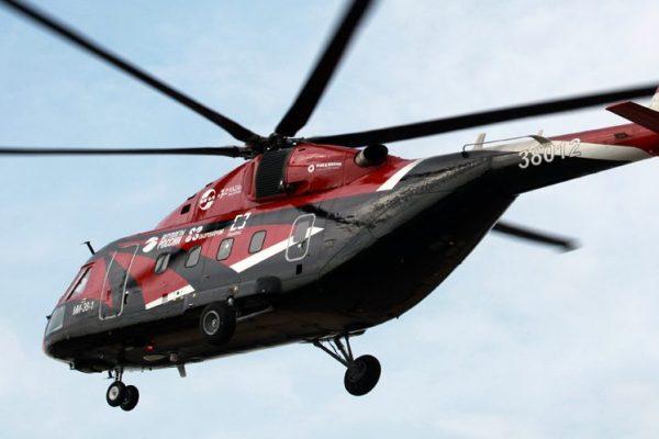 Rusia ofrecerá a Venezuela sus últimos modelos de helicópteros