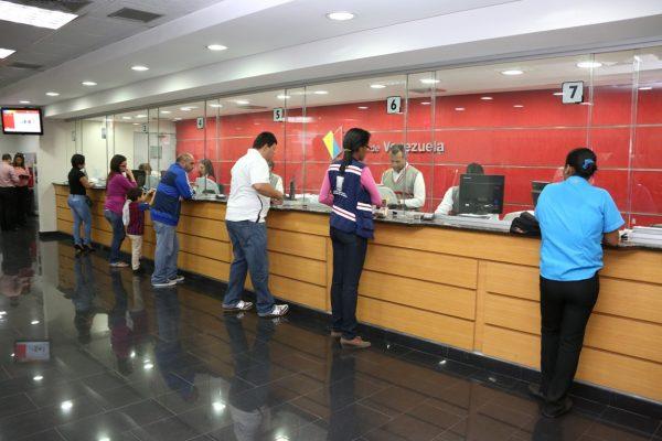 Depósitos totales del Banco de Venezuela subieron 93,7% en un año