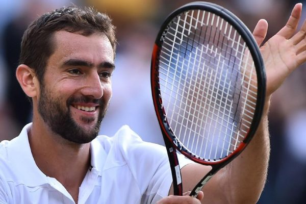 Cilic logra clasificar a su primera final de Wimbledon